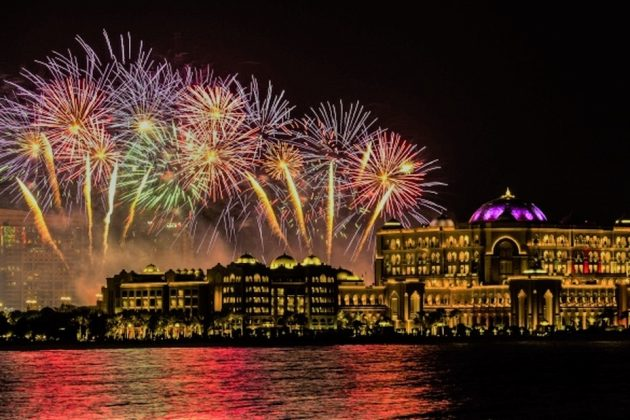 What & Where? New Year's Eve Celebration in Abu Dhabi on 31st December 2016