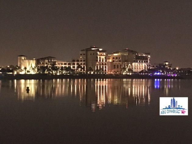 Abu Dhabi Weekend on the way: 4-5-6 May 2017