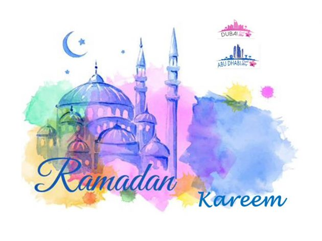 Ramadan in Abu Dhabi: May 27th - June 25th 2017