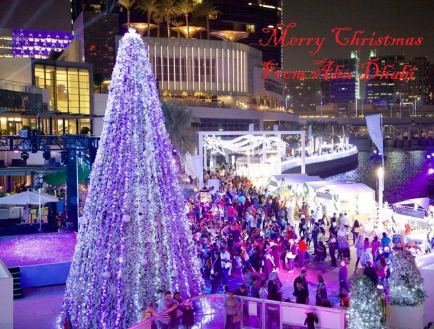 Festive Season 2019: Christmas Market in Abu Dhabi