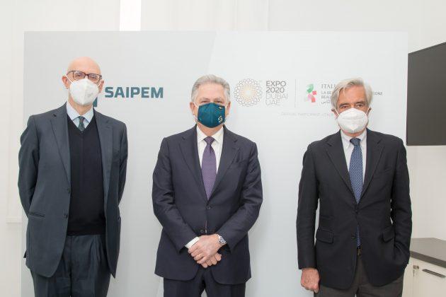 Saipem presenta a Expo 2020 di Dubai una installazione ispirata alle energie rinnovabili