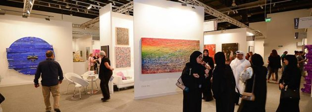 Abu Dhabi Art @ Manarat Al Saadiyat from 16th-19th 2016