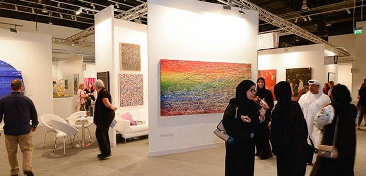 Abu Dhabi Art @ Manarat Al Saadiyat from 16th-19th 2016