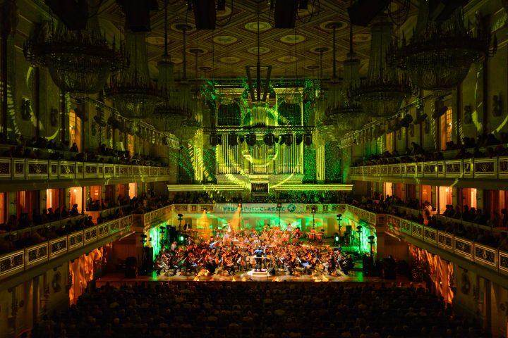The Baltic Sea Philharmonic @ Emirates Palace, Abu Dhabi on 11th November 2018